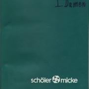 Damen 1 1994-95